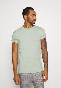 Topman - 3 PACK - Basic T-shirt - white - 4
