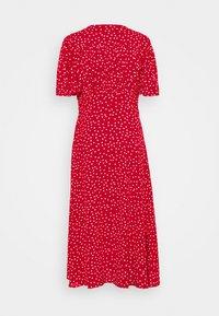 iBlues - DECORO 2-IN-1 - Maxi šaty - rosso - 1