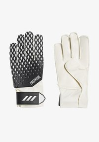 adidas Performance - PREDATOR 20 TRAINING - Goalkeeping gloves - black - 0