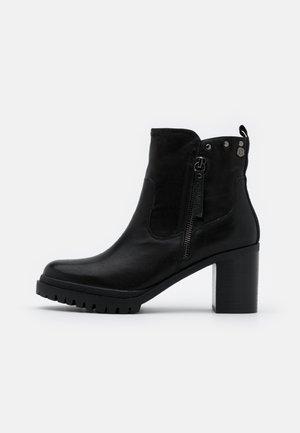 LADIES BOOTS  - Korte laarzen - black