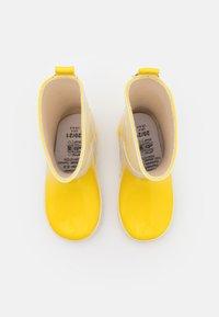 Playshoes - UNISEX - Kumisaappaat - gelb - 3