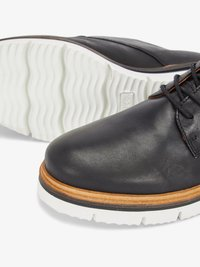 Bianco - DERBY - Casual lace-ups - black - 4