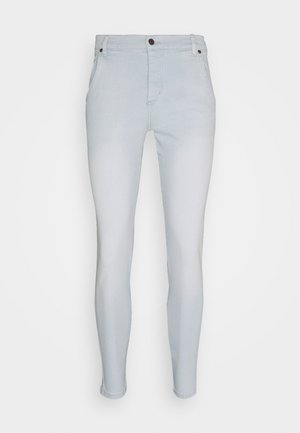 SKINNY  - Jeansy Skinny Fit - light blue