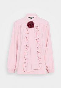 Sister Jane - POWDER ROSE BOW - Blouse - pink - 4