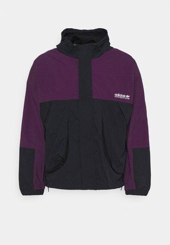 WINDBREAKER - Summer jacket - legend ink/glory purple