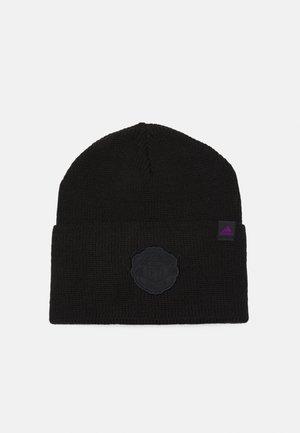 MANCHESTER UNITED UNISEX - Klubbkläder - black/glory purple