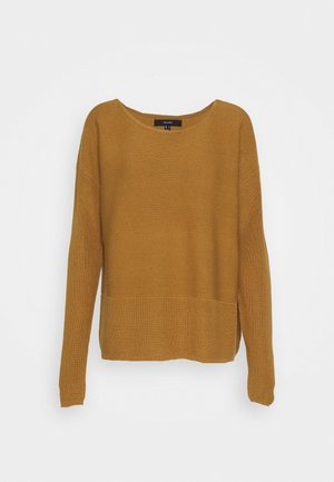 VMNATASCHA - Pullover - tobacco brown