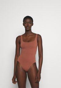Anna Field - 2 PACK - Body - tan/black - 1