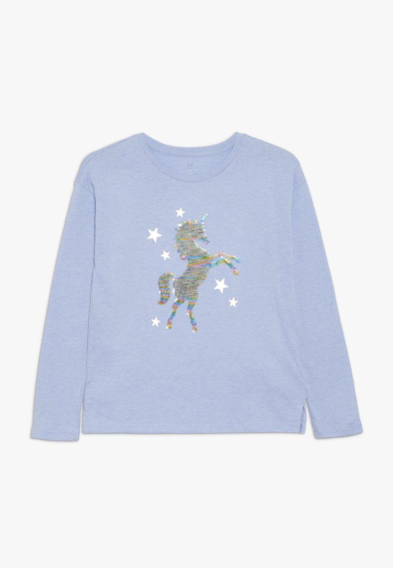 GAP - GIRL - Langærmede T-shirts - moore blue