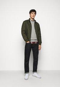 Polo Ralph Lauren - GARMENT - Sweatshirt - dark vintage heat - 1