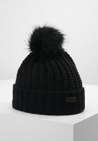 Barbour - SALTBURN BEANIE - Mütze - black - 0