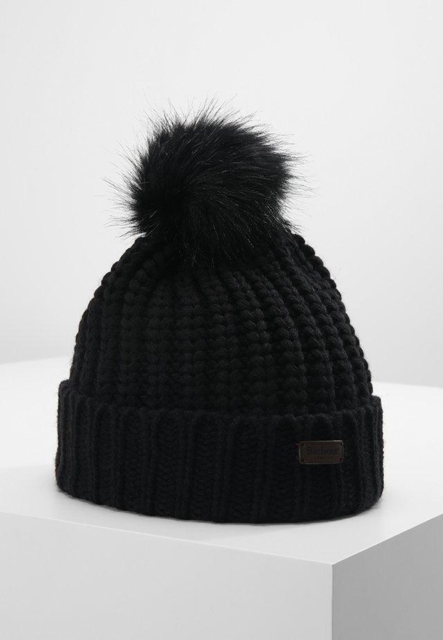 SALTBURN BEANIE - Mütze - black