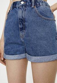 PULL&BEAR - Jeans Shorts - blue - 3