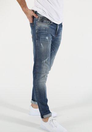 MORRIS - Slim fit jeans - blau