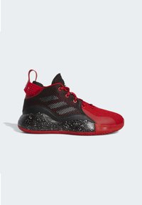 adidas Performance - ROSE BOUNCE SPORTS BASKETBALL SNEAKERS SHOES - Basketball shoes - red - 7