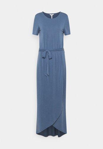 OBJANNIE NADIA DRESS TALL - Maxi dress - ensign blue