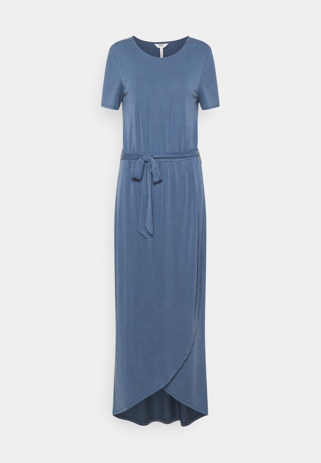 OBJANNIE NADIA DRESS TALL - Maxi-jurk - ensign blue