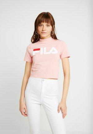 EVERY TURTLE TEE - T-Shirt print - quartz pink