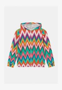 Missoni Kids - ZIP CAPPUCCIO - Zip-up hoodie - multi-coloured - 0