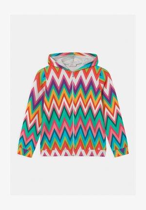 ZIP CAPPUCCIO - Mikina na zip - multi-coloured