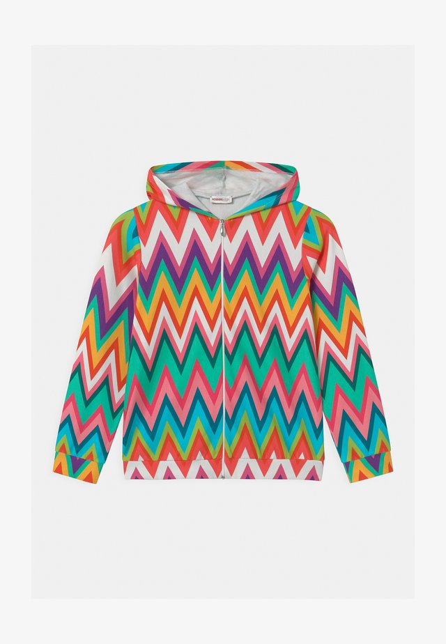 ZIP CAPPUCCIO - Sweatjacke - multi-coloured