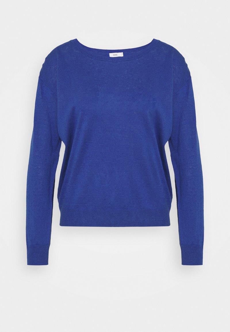 CLOSED - WOMENS  - Jumper - cobalt blue