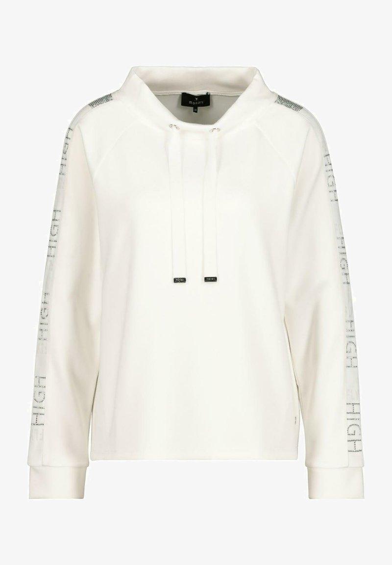 Monari - Sweatshirt - white
