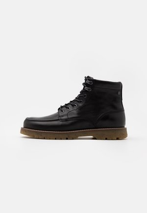 JFWLUCAS - Lace-up ankle boots - black