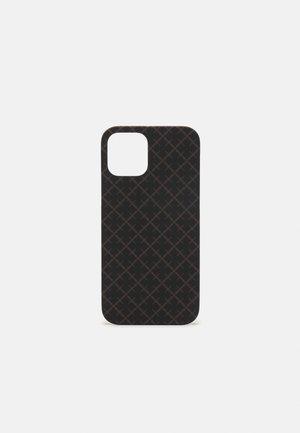 PAMSY iPhone 12 - Phone case - dark chokolate