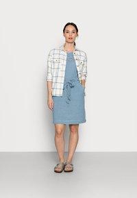Esprit - DRESS  - Jersey dress - bright blue - 1