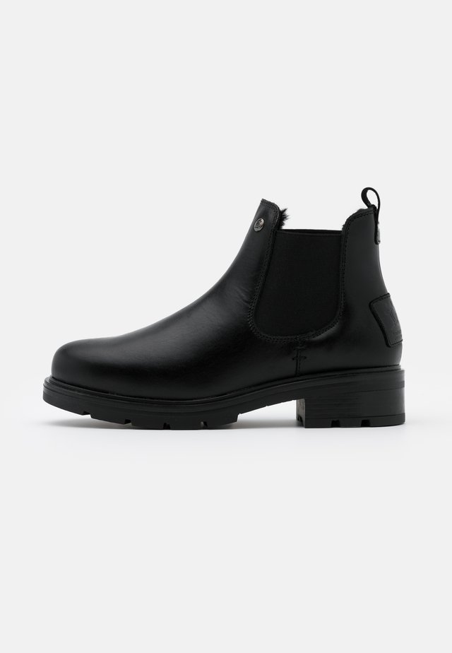 LEYRE IGLOO - Snowboots  - black