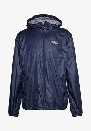 BREATHER - Hardshell jacket - night blue