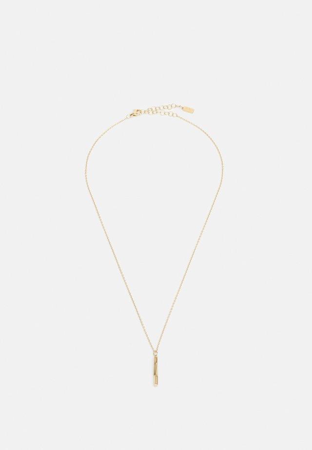 SIGNATURE - Necklace - gold-coloured