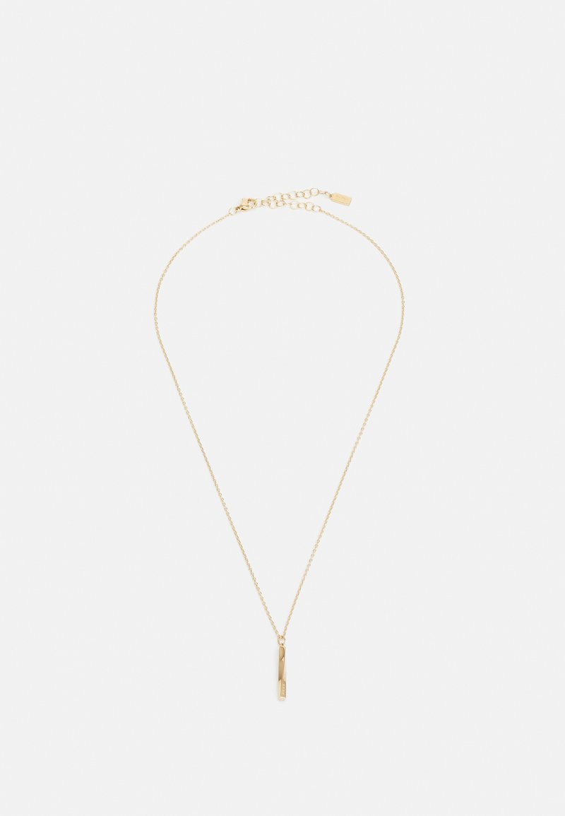 BOSS - SIGNATURE - Necklace - gold-coloured