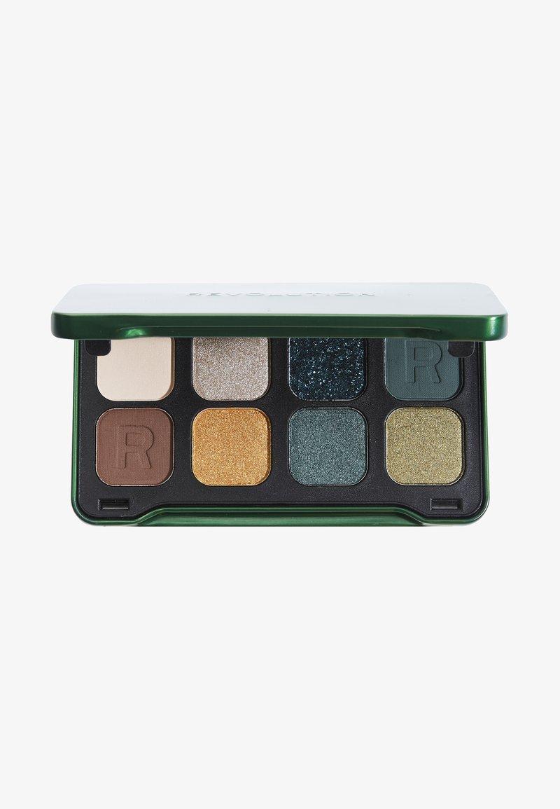 Makeup Revolution - FOREVER FLAWLESS DYNAMIC EVERLASTING - Eyeshadow palette - everlasting