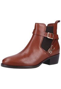 Scapa - MAITE - Classic ankle boots - medium brown - 2