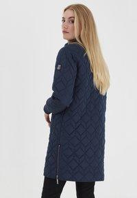 Fransa - FRLAENGLISH - Light jacket - dark peacoat - 3