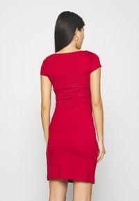 Anna Field - Žerzejové šaty - red - 2