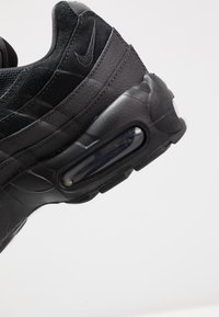 Nike Sportswear - AIR MAX - Baskets basses - black/anthracite/white - 5