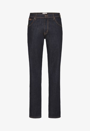 TEXAS  - Jeansy Slim Fit - dark rinse