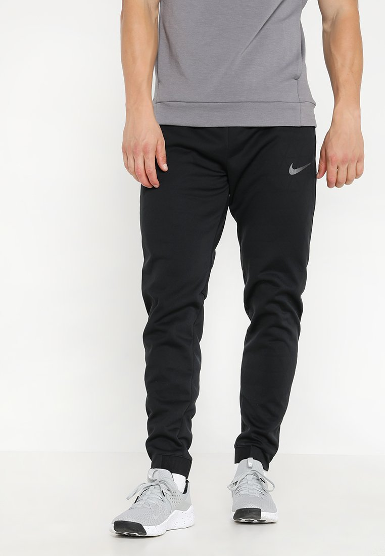 Nike Performance - THERMA SPHERE PANT - Tracksuit bottoms - black/anthracite/hematite