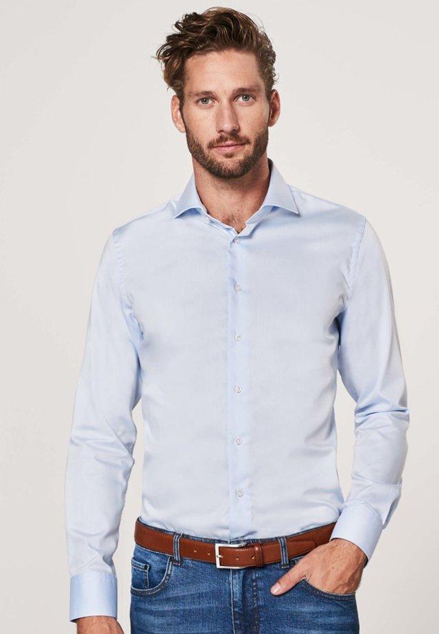 SLIM FIT - Zakelijk overhemd - blue