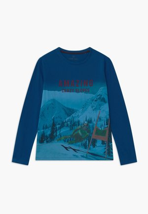 TEEN BOYS - Long sleeved top - true blue