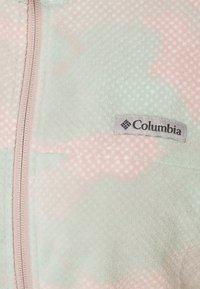 Columbia - ALI PEAK™ - Fleecová bunda - aqua tone - 2