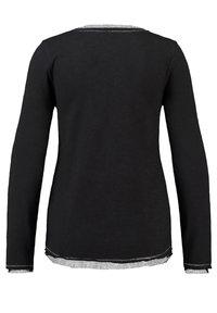 Key Largo - Long sleeved top - black - 5