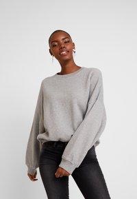 American Vintage - KINOUBA - Sweatshirts - heather grey - 0