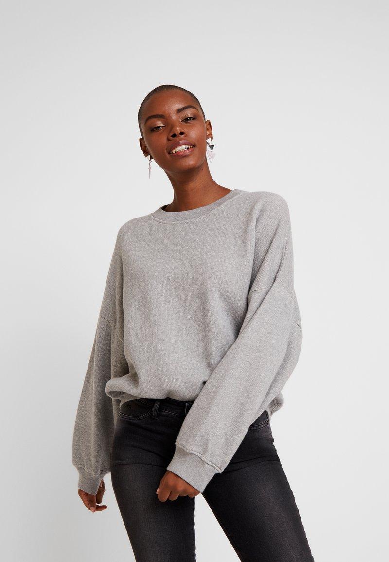 American Vintage - KINOUBA - Sweatshirts - heather grey