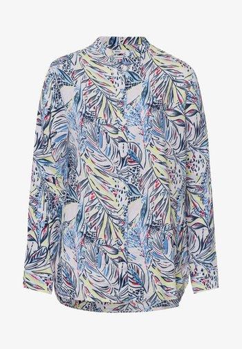 STYLE VAL - Button-down blouse - indigo