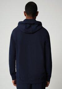 Napapijri - B-ICE - Hoodie - medieval blue - 2