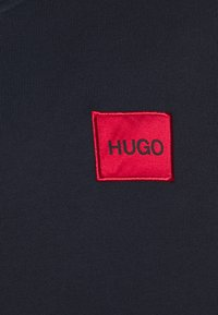 HUGO - DAPLE - Sweatjacke - dark blue